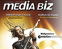 MEDIA BIZ App